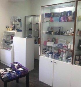 Магазин товаров и оборудования для салонов красоты