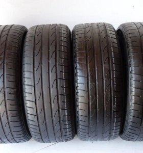 Шины б/у Bridgestone Dueler H/P Sport 235/55/R17