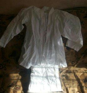 Новое кимоно+чешки