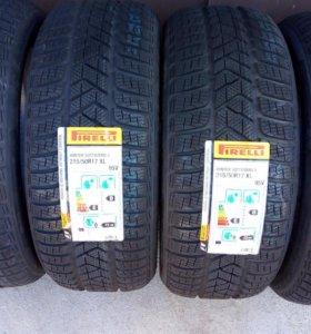 Продам НОВЫЕ Pirelli Winter Sottozero 215/50 R17.
