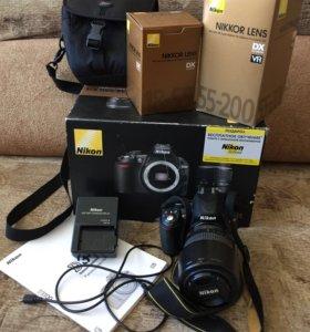 Фотоаппарат Никон 3100