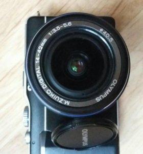Фотоаппарат Olympus E-PL1