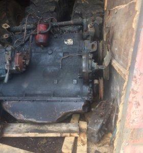 Двигатель на трактор ЮМЗ