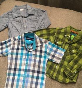 Рубашки 3 за 500 рублей
