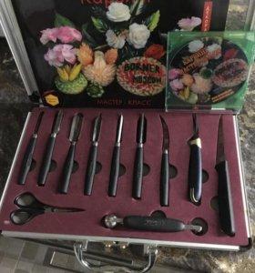 продам набор ножей для карвинга
