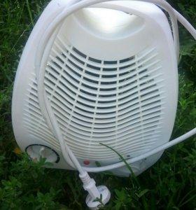 Тепловентилятор.