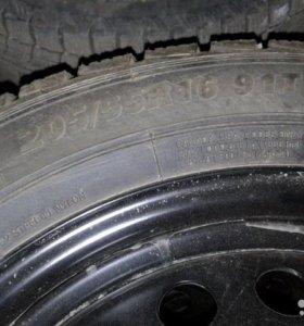 Породам колёса