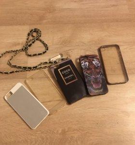 Чехлы на айфон 5, 5s