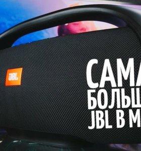 JBL Boombox 5кг Самая большая колонка портативная