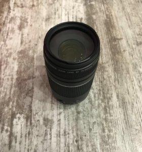 Canon EF75-300 1:4.0-5.6III