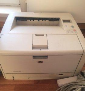 Принтер hp lj 5200