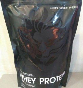 Сывороточный протеин со вкусом мороженого 1000 гр