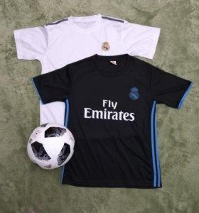 Футболка+шорты Реал Мадрид