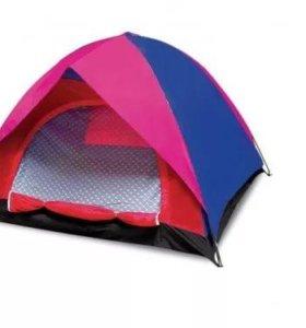 Палатка 4-хместная б/у