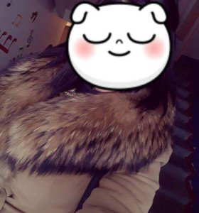 Натуральное пальто