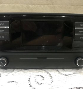 Магнитола Skoda Octavia A7