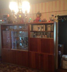 Квартира, 4 комнаты, 58.1 м²