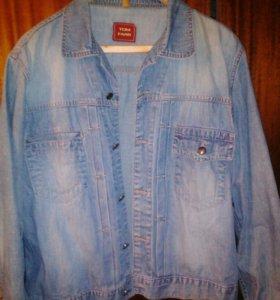 Джинсовая куртка Tom Farr мужская