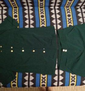 Костюм - рубашка и шорты