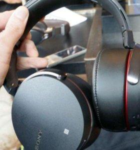 Bluetooth Наушники sony MDR-XB950B1