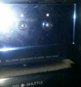 Blu ray Sony BDP s550