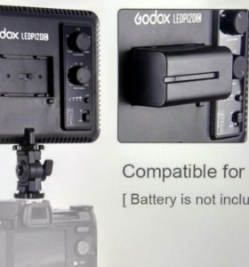 Лампа для видео фото GODOX.