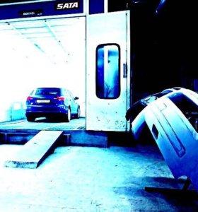 Кузовной ремонт покрас авто