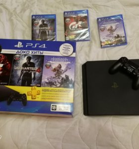 Ps4 slim 500gd