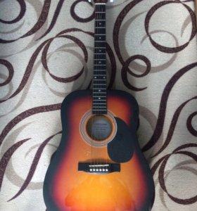 Акустическая гитара Cortland Amadeus AG-1040