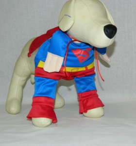 Костюм Superman №2 (S)/№3(M)/№3(L)