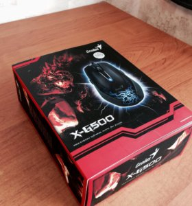 Игровая мышь Genius X-G500