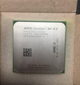 Процессор AMD Athlon 64 X2 5200+ soket AM2