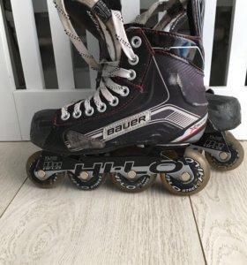 Хоккейные ролики Bauer x 300r