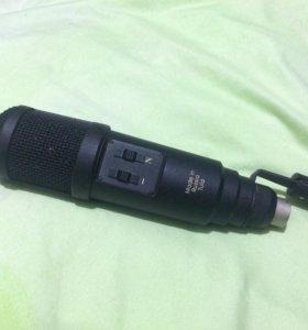 Микрофон конденсаторный Октава МК-319