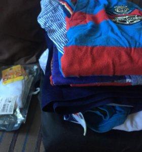 Вещи на мальчика пакет
