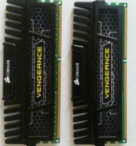 Оперативная память на 8гб ddr 3