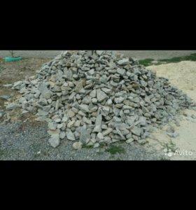 Камень бутовы
