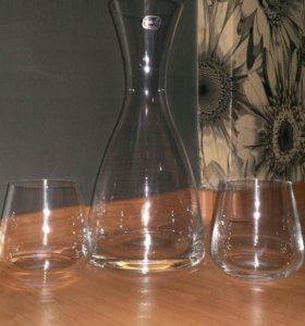 Графин, стаканы