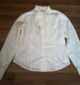 Рубашка школьная для девочки.