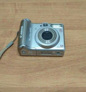 Фотоаппарат Canon Power Shot 530