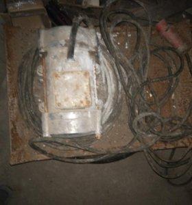 Виброплита электрическая 380вт 50*70
