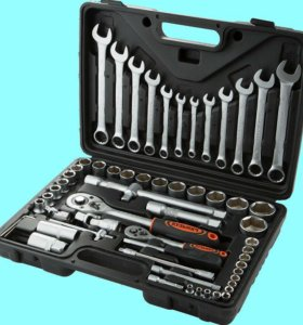 Инструменты в кейсе 60 предметов