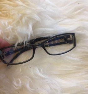 Очки для зрения -1,5 и солнечные