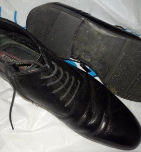 Ботинки осенние мужские