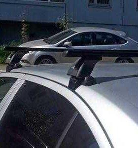 Багажник на крышу шкода октавия а7