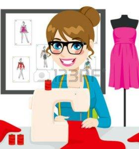 Уроки кройки и шитья