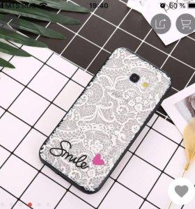 Чехол для телефона Samsung A3 2017