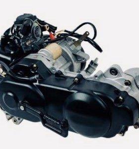 Двигатель 139 на скутер