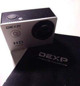 DEXP экшн.камера
