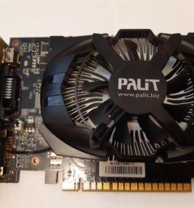 Видеокарта Palit PCI-E 3.0 GeForce GTX650 1024Mb